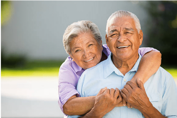 Laurent Abitbol - State Farm Insurance Agent, elderly couple