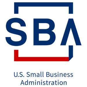 Business Resource, SBA logo
