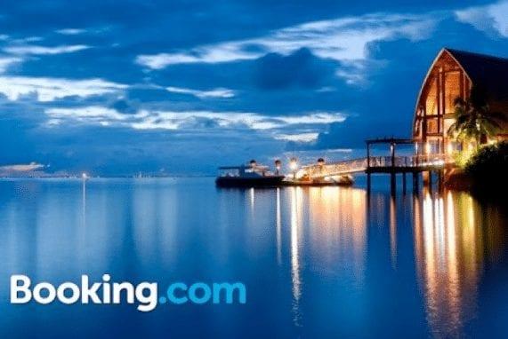 Travel, booking dot com logo