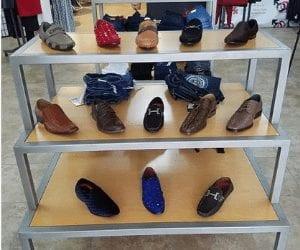 Dress Code Houston, photo of mens dress shoes