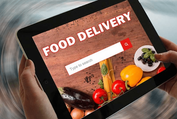 doordash drive, food delivery app